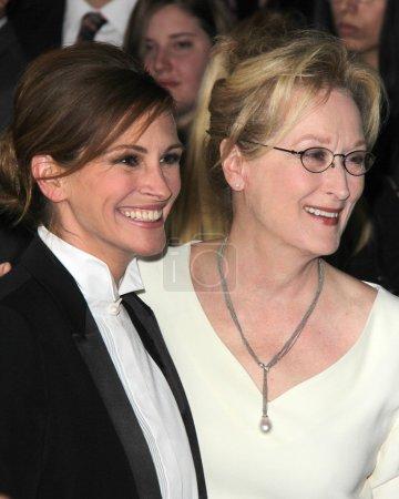 Julia Roberts Meryl Streep