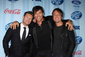 Ryan Seacrest, Harry Connick Jr, Keith Urban