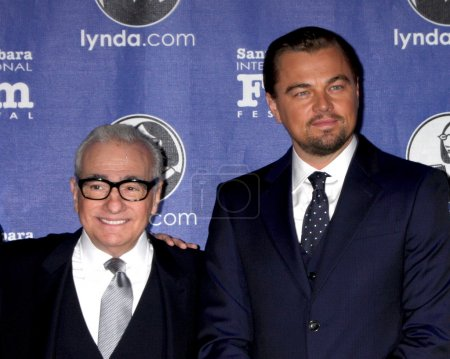 Martin Scorsese Leonardo DiCpario