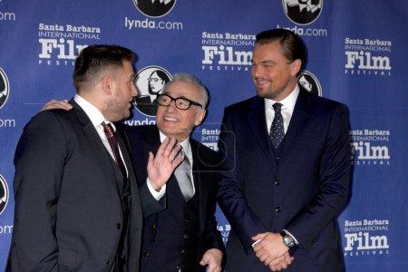 Jonah Hill Martin Scorsese Leonardo