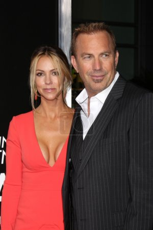 Christine Baumgartner Kevin Costner