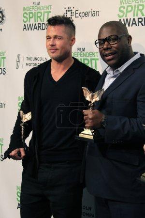 Brad Pitt Steve McQueen