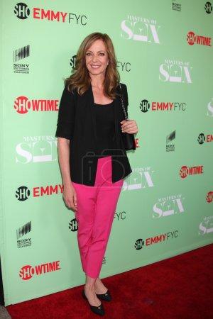 LOS ANGELES - APR 29: Allison Janney at the