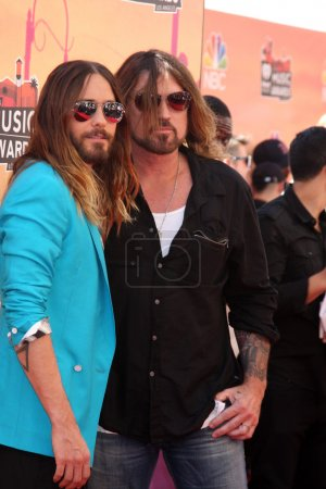 Jared Leto Billy Ray Cyrus