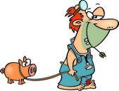 Cartoon Hillbilly Doctor