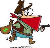 Cartoon Outlaw