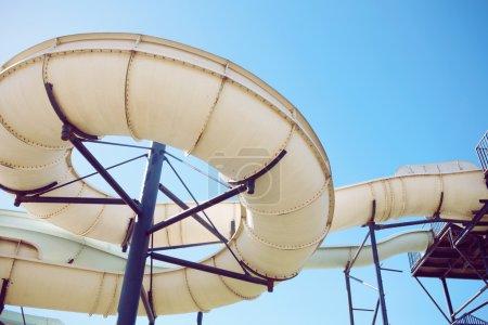 Photo pour Parc aquatique - image libre de droit