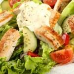 Chicken salad...