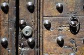 The lock of an old door 4