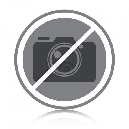 No photography allowed.