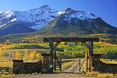 Last dollar road, Colorado