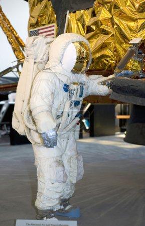 Apollo Lunar Module Astronaut
