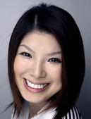 Asian woman headshot