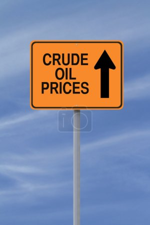 Crude Oil Prices Up