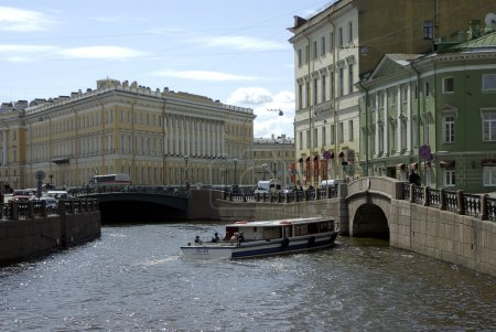 Saint Petersburg.