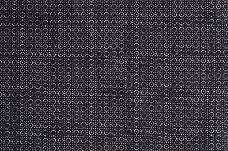 Photo pour Texture coupée tissu textile tissé manuellement - image libre de droit