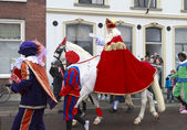 Saint Nicholas and Zwarte Piet