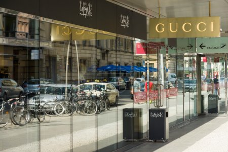 Gucci Boutique at Friedrichstrasse