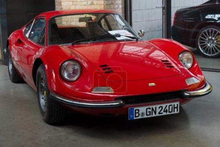 Sports Car Ferrari Dino 246
