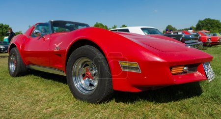 Sport car Chevrolet Corvette C3