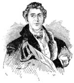 Arthur Wellesley 1st Duke of Wellington An old engraving by an unknown author Publication of the book