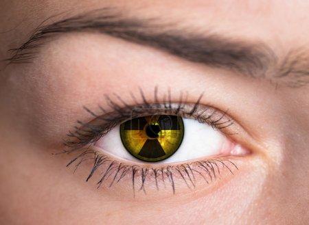 Human eye - concept photo.