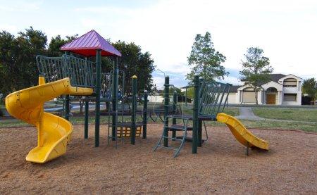 Kids outdoor playground equipment amusement park