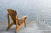 Muskoka Chair by the Lake