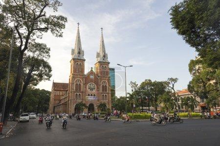 Nha Tho Duc Ba of Ho Chi Minh City