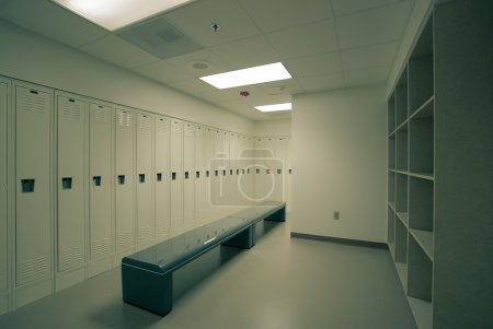 Photo for Clean locker room - Royalty Free Image