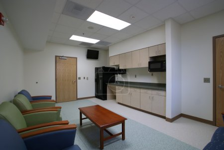 Doctor lounge room