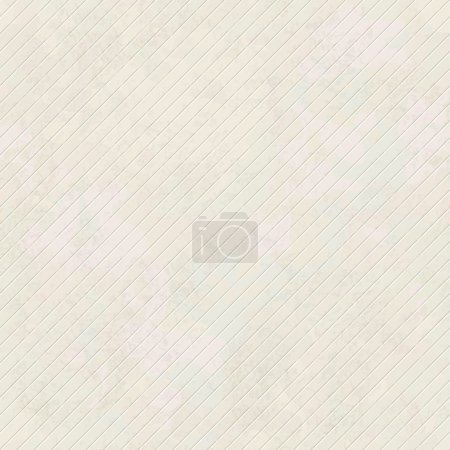 Illustration for White abstract background with subtle delicate grunge texture, striped seamless pattern of plastered wall, linen embossed surface in shades of light pastel colours for wallpaper design - Royalty Free Image