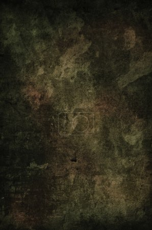 Grungy Camouflage Background