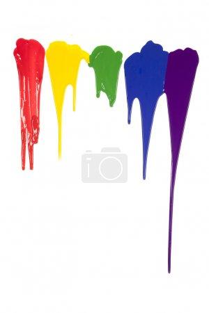 drip paint