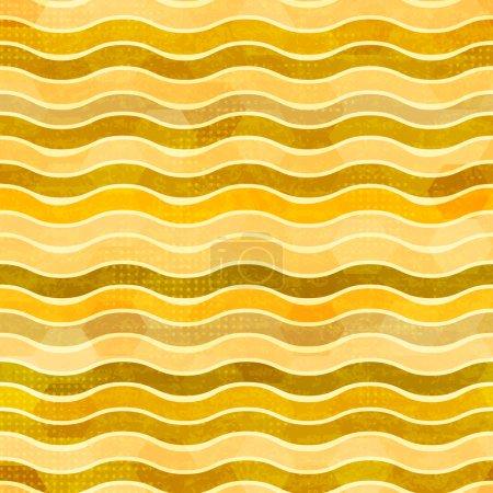 Illustration pour Sable abstrait motif sans couture avec effet grunge - image libre de droit