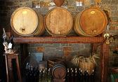 Sudy na víno ve vinařství