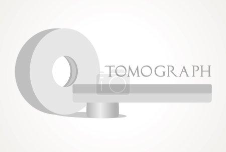 Tomography apparatus vector