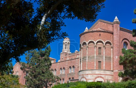 Royce Hall and Auditorium at UCLA