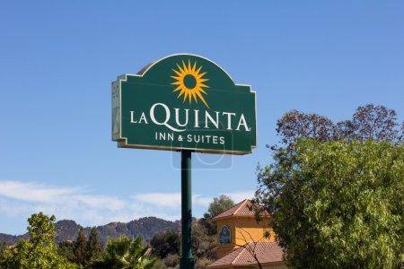 La Quinta Inn and Suites Motel
