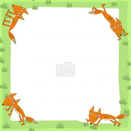 The nature frame - wood