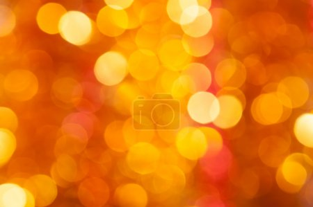 golden circle background