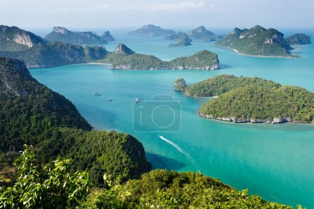 ko angthong marine park
