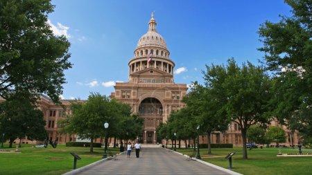Капитолий штата Техас в Остине