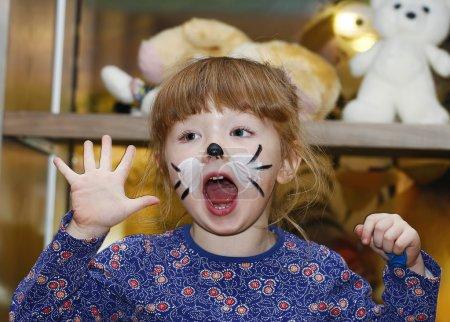Child's make-up