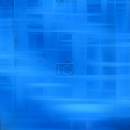 Abstract blue light background with blurred lines 2