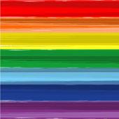 Art rainbow abstract vector background Version 3