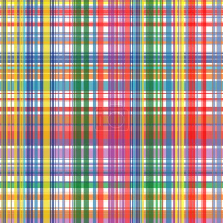 Art curved stripes colorful background