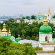 View of Kiev Pechersk Lavra, the orthodox monastery included in