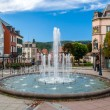 Fountain in Saverne, Alsase, France...