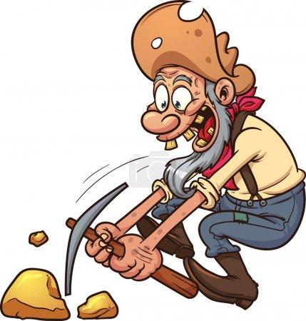 Old miner